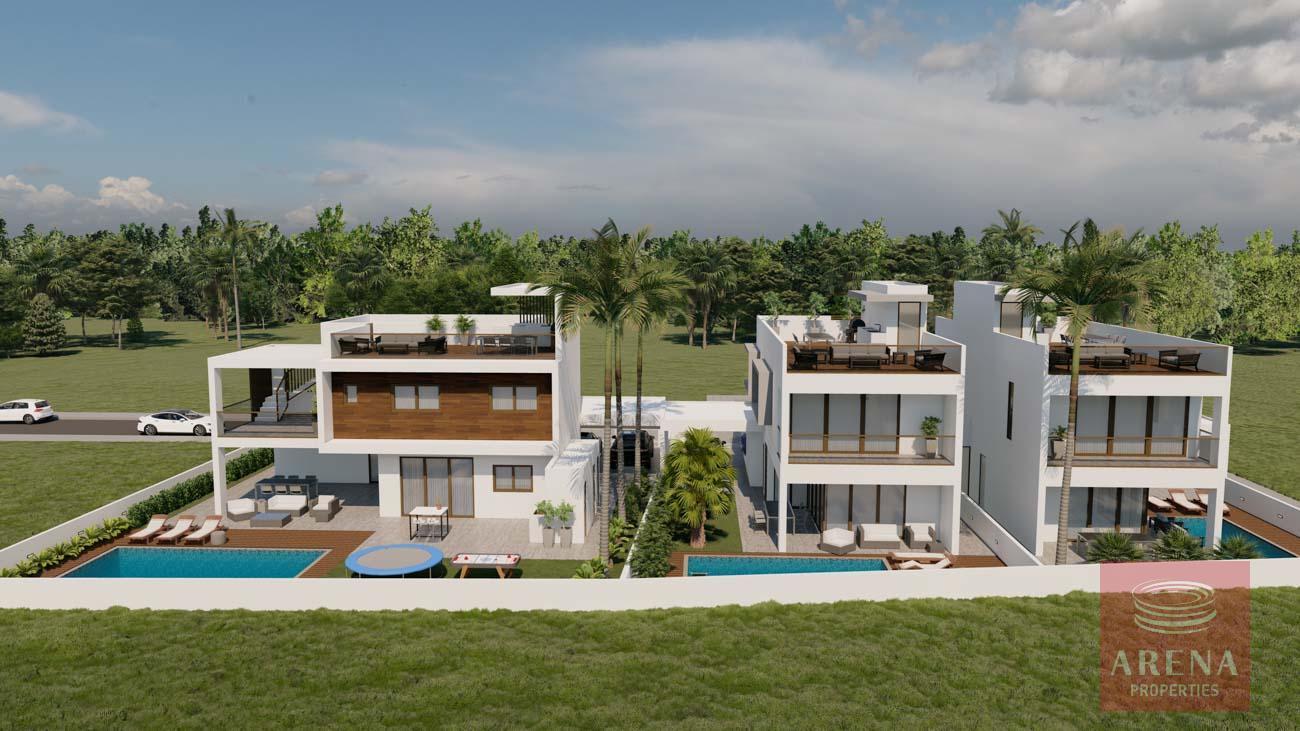 3 Bed villa in Kiti