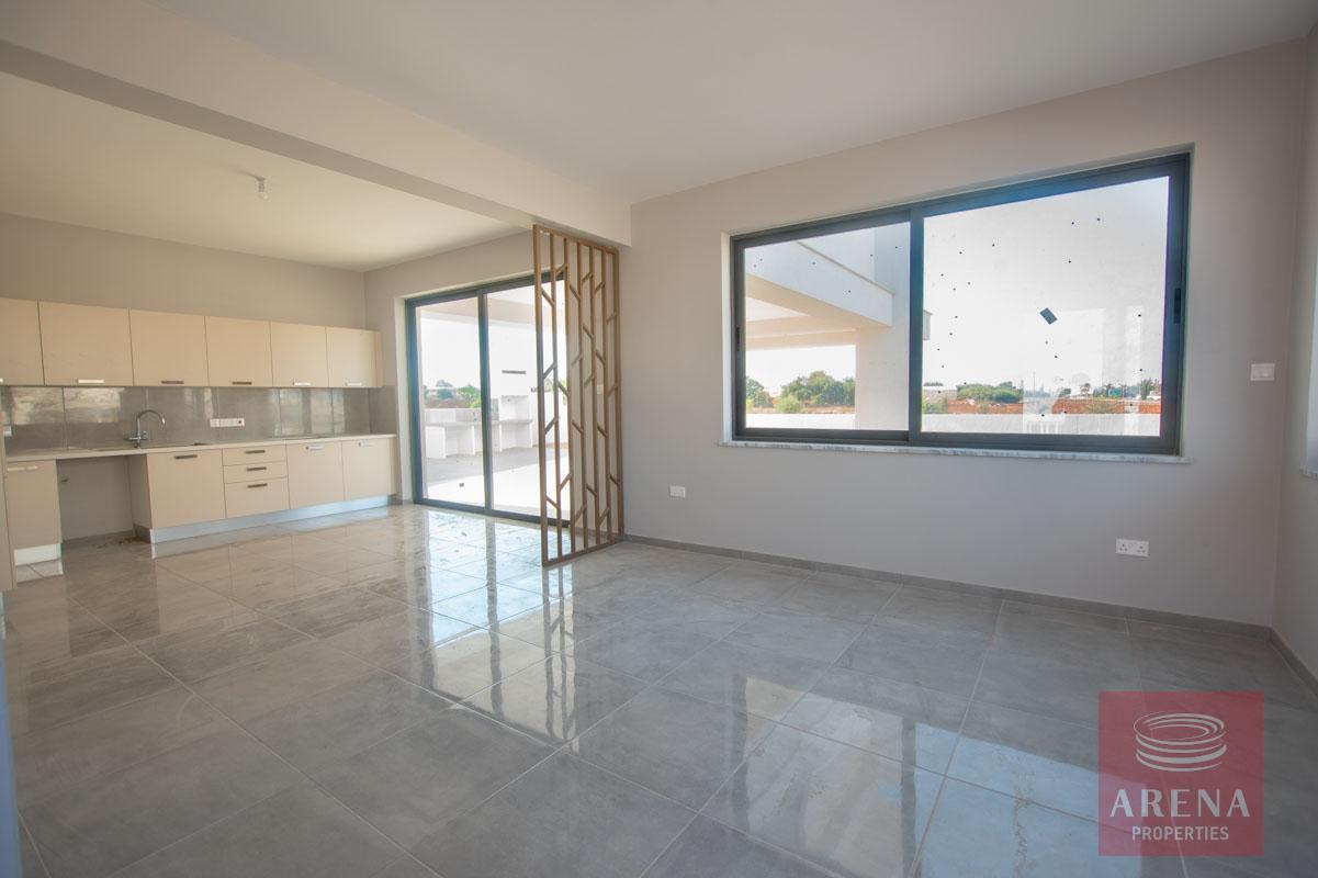 Brand New Villa in Pernera - living area