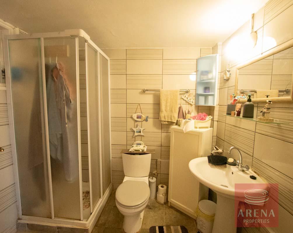Apartment in Ayia Triada - bathroom
