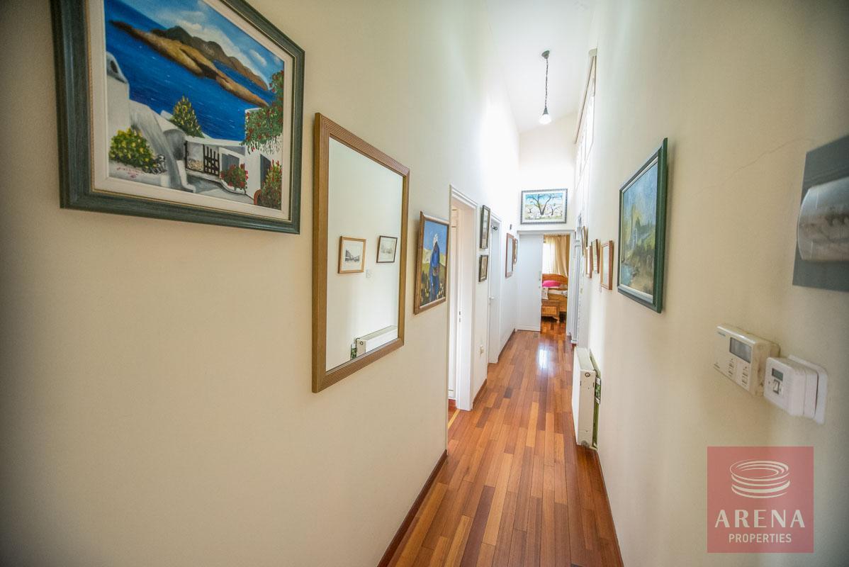 Detached House in Ahna - hallway