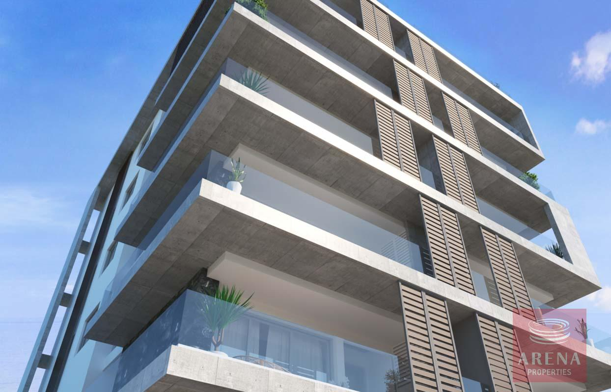 2 Bed Apartment in Larnaca New for sale