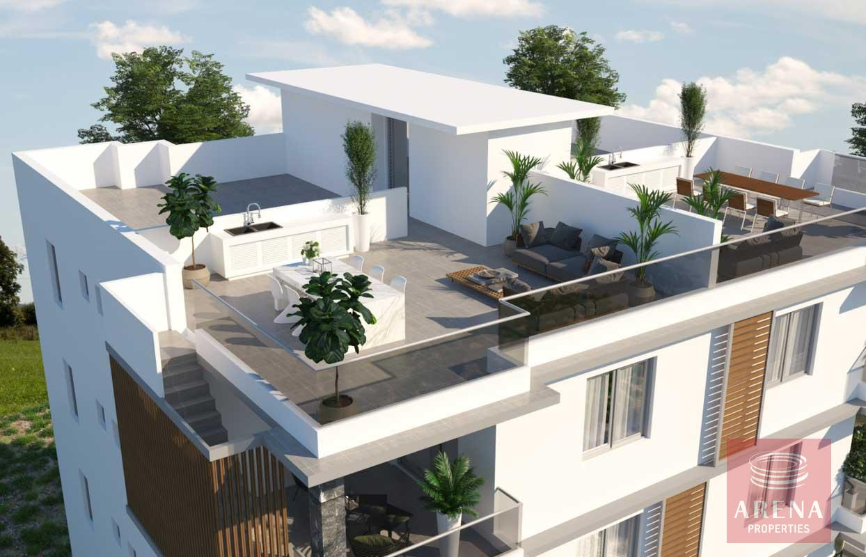 New 2 bed apartment in Kamares for sale