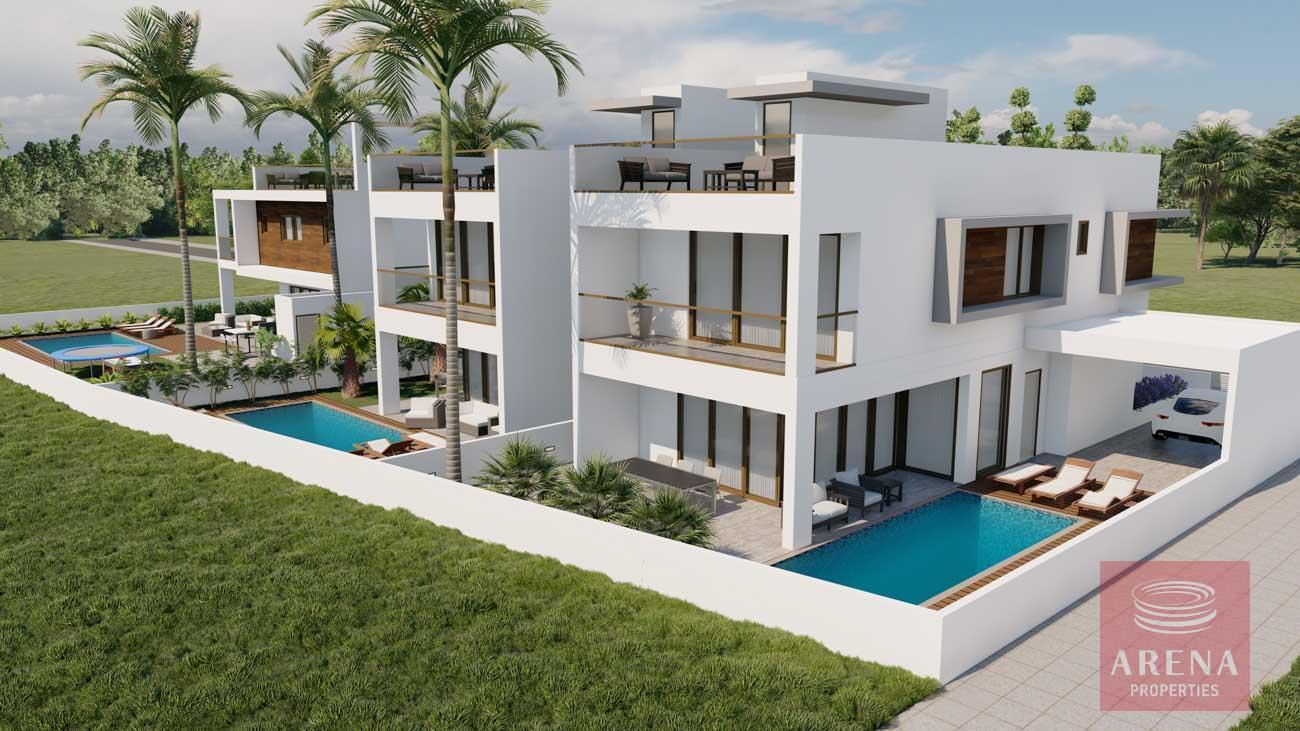 3 Bed villa in Kiti for sale