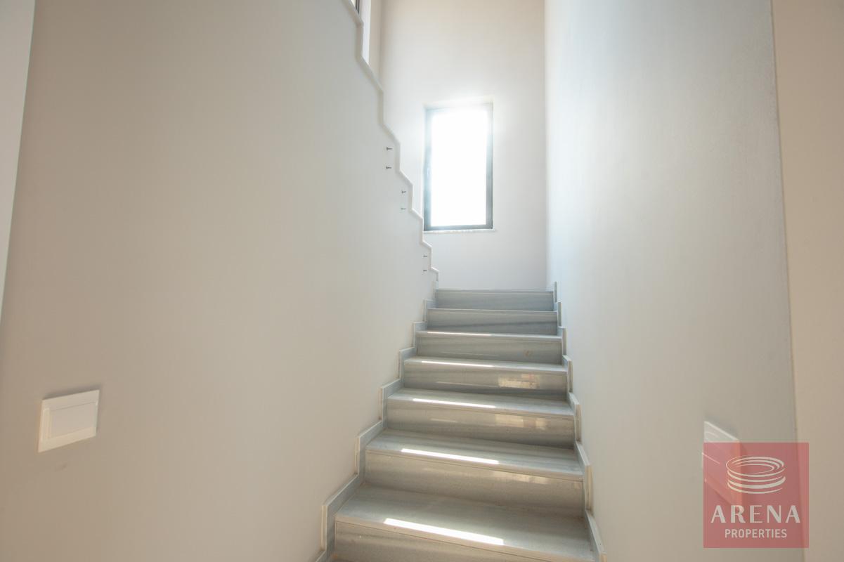 Brand New Villa in Pernera -stairs