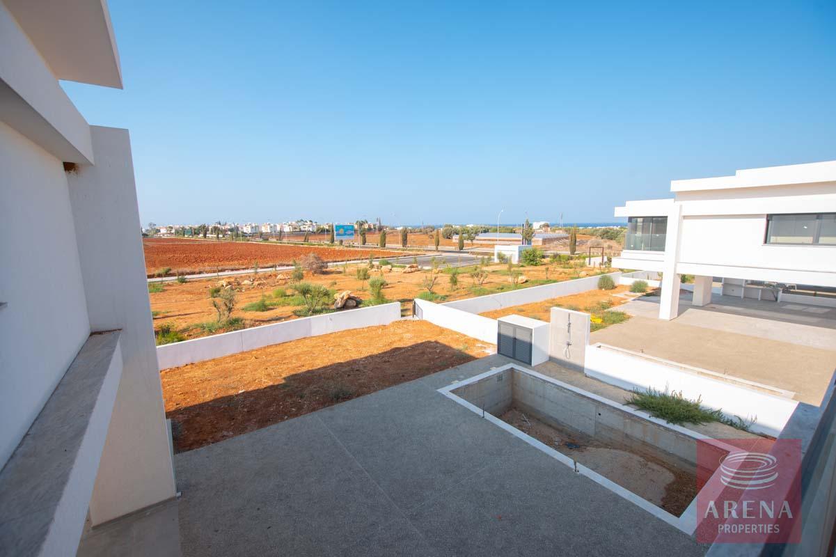 Brand New Villa in Pernera for sale - views