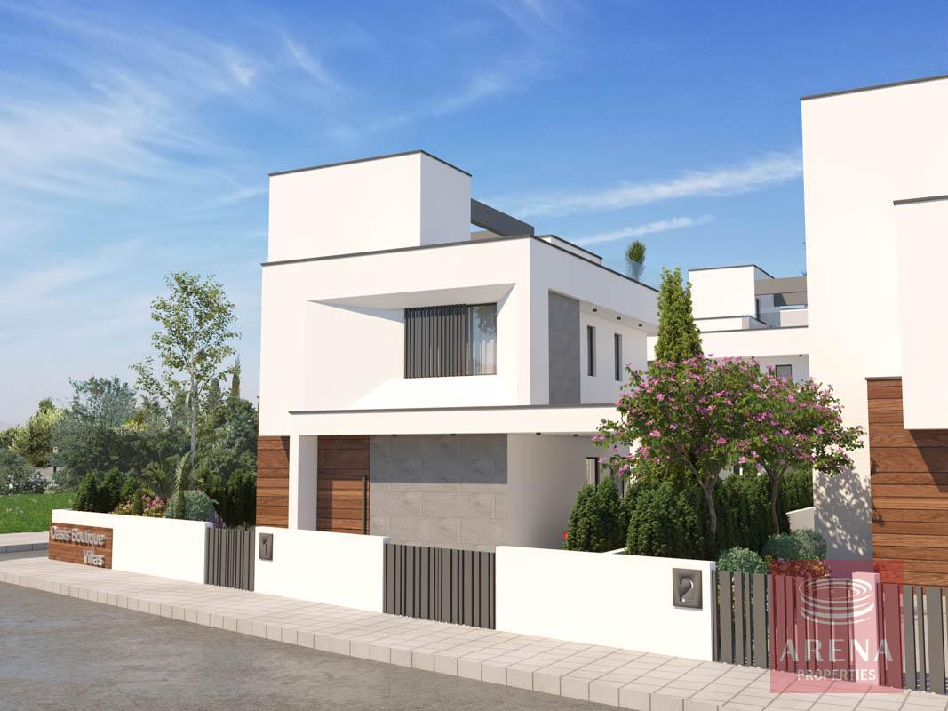 New Property in Ayia Triada to buy