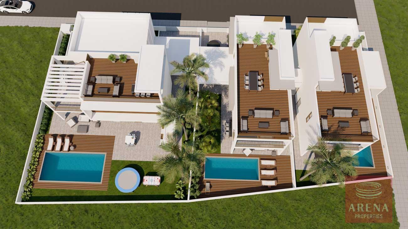 3 Bed villa in Kiti to buy