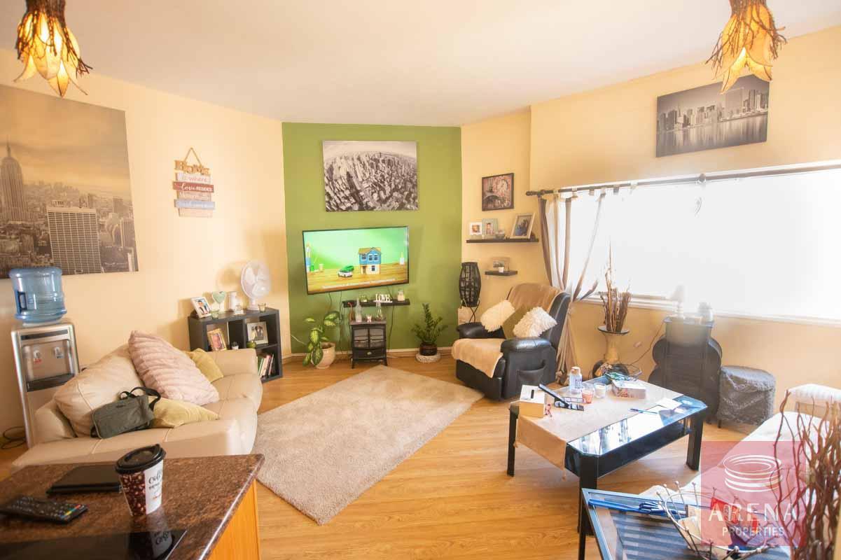 Apartment in Ayia Triada - living area