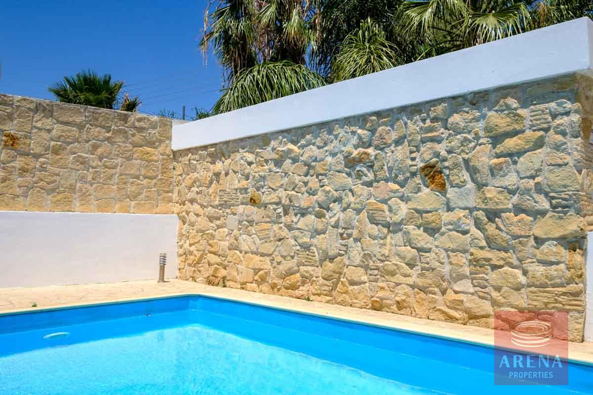 Villa in Paralimni to buy - pool