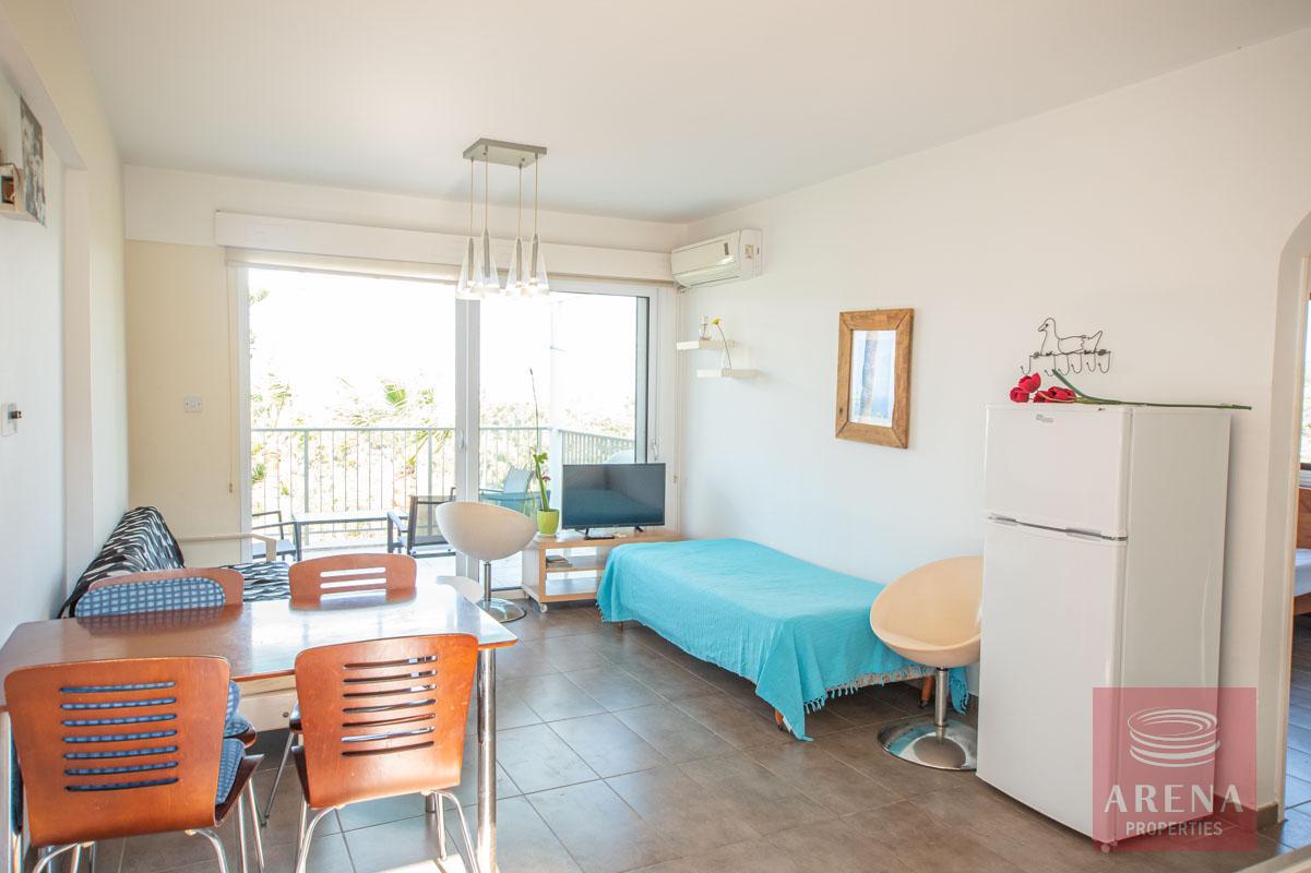 1 Bed 1st Floor Apt in Protaras for sale