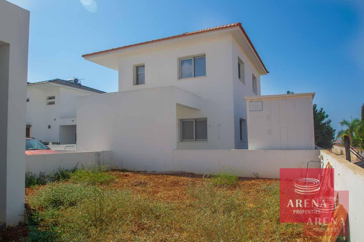 4 Bed Villa in Sotira for sale - outside area