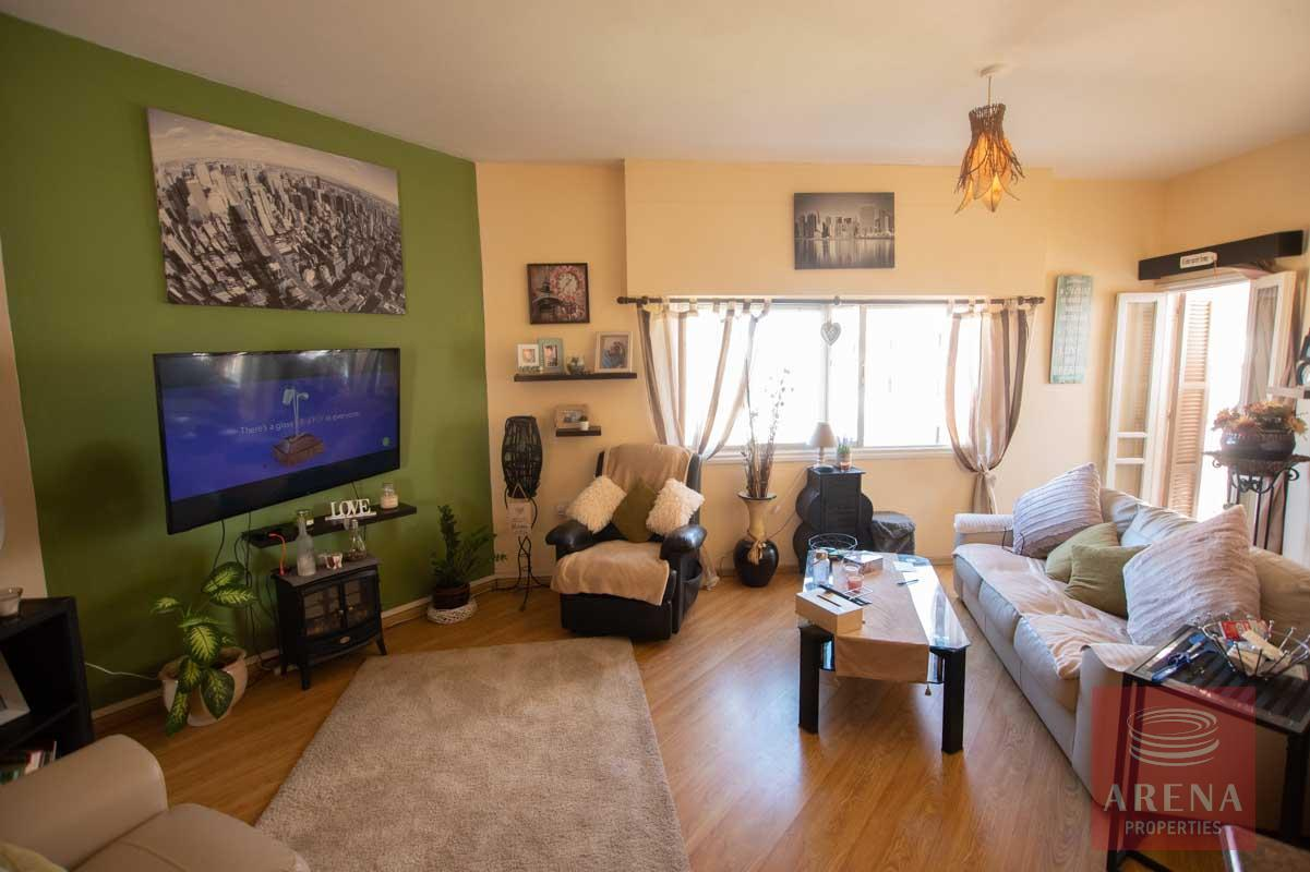 Apartment in Ayia Triada for sale - living area