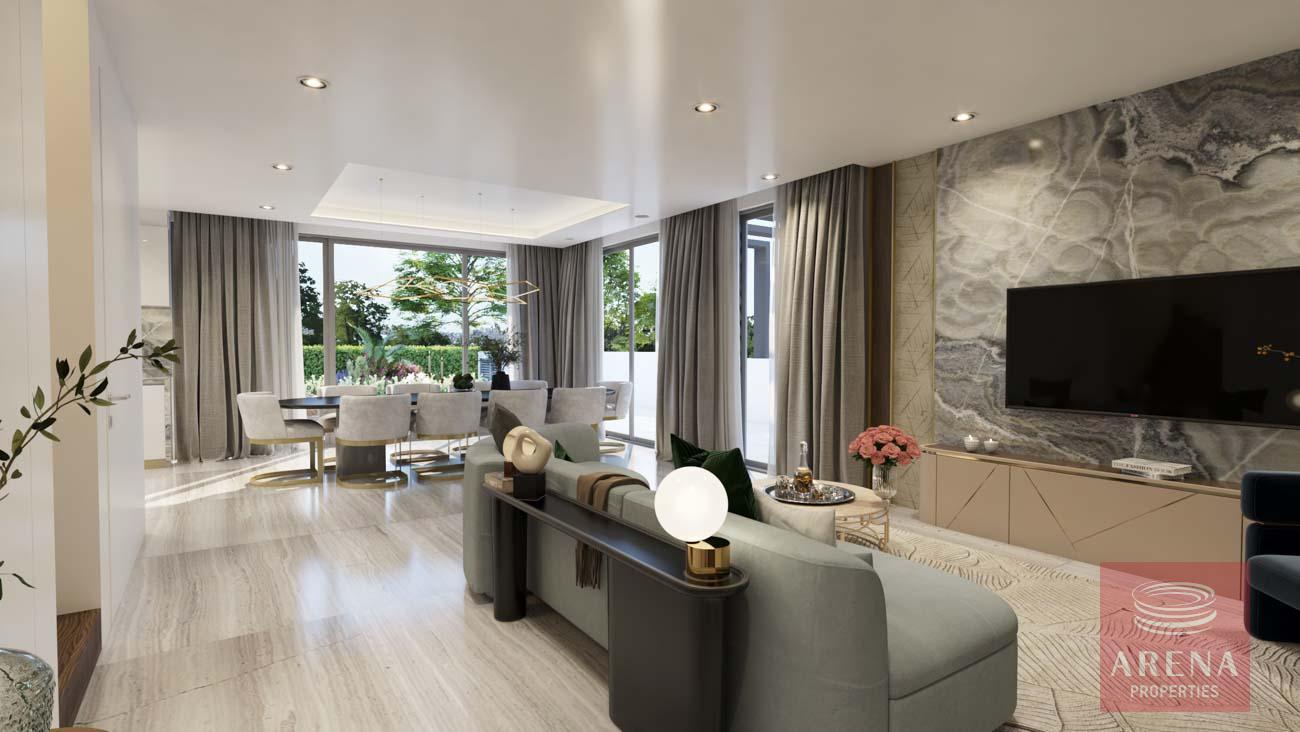 New Property in Ayia Triada - sitting area