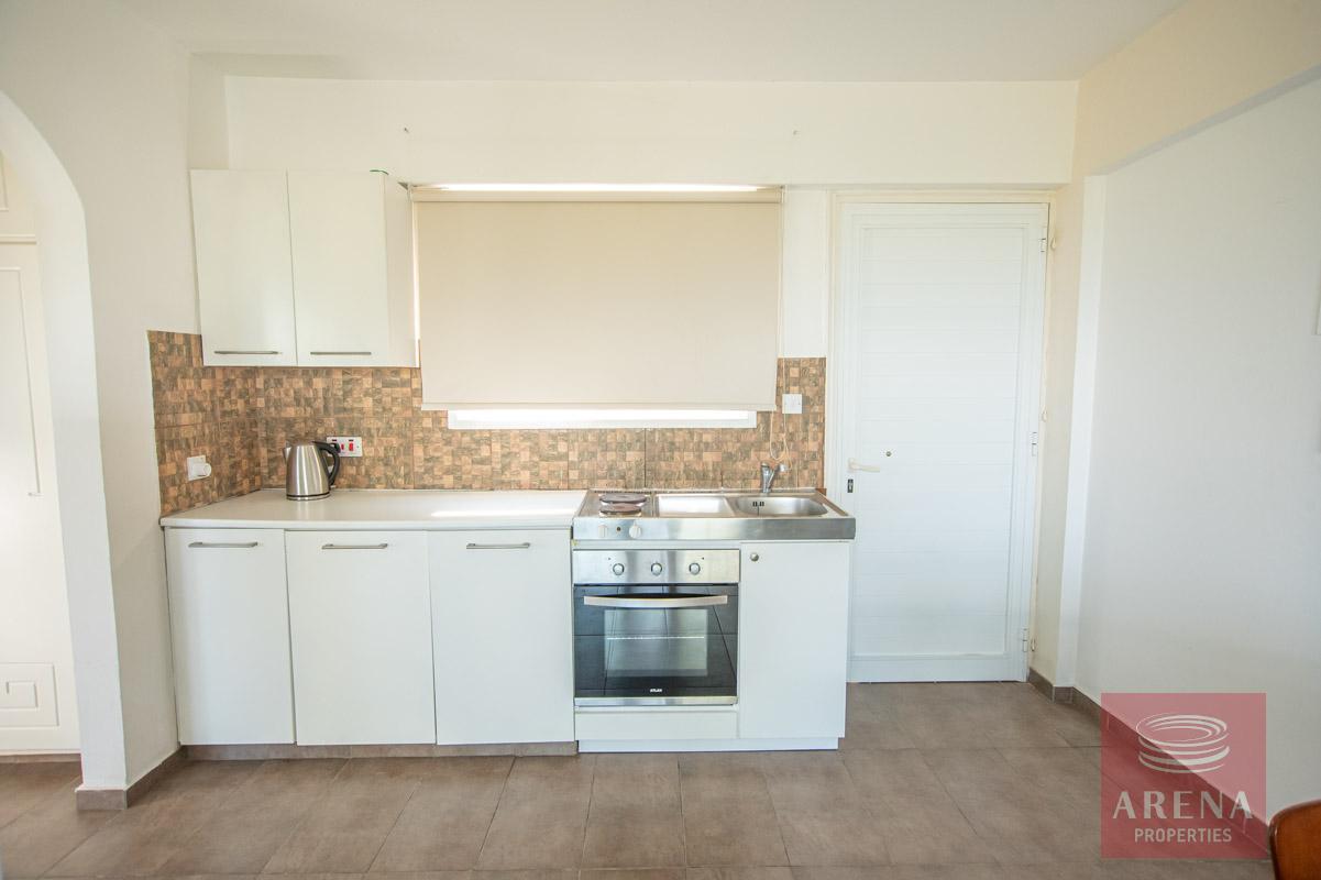 1 Bed 1st Floor Apt in Protaras - kitchen