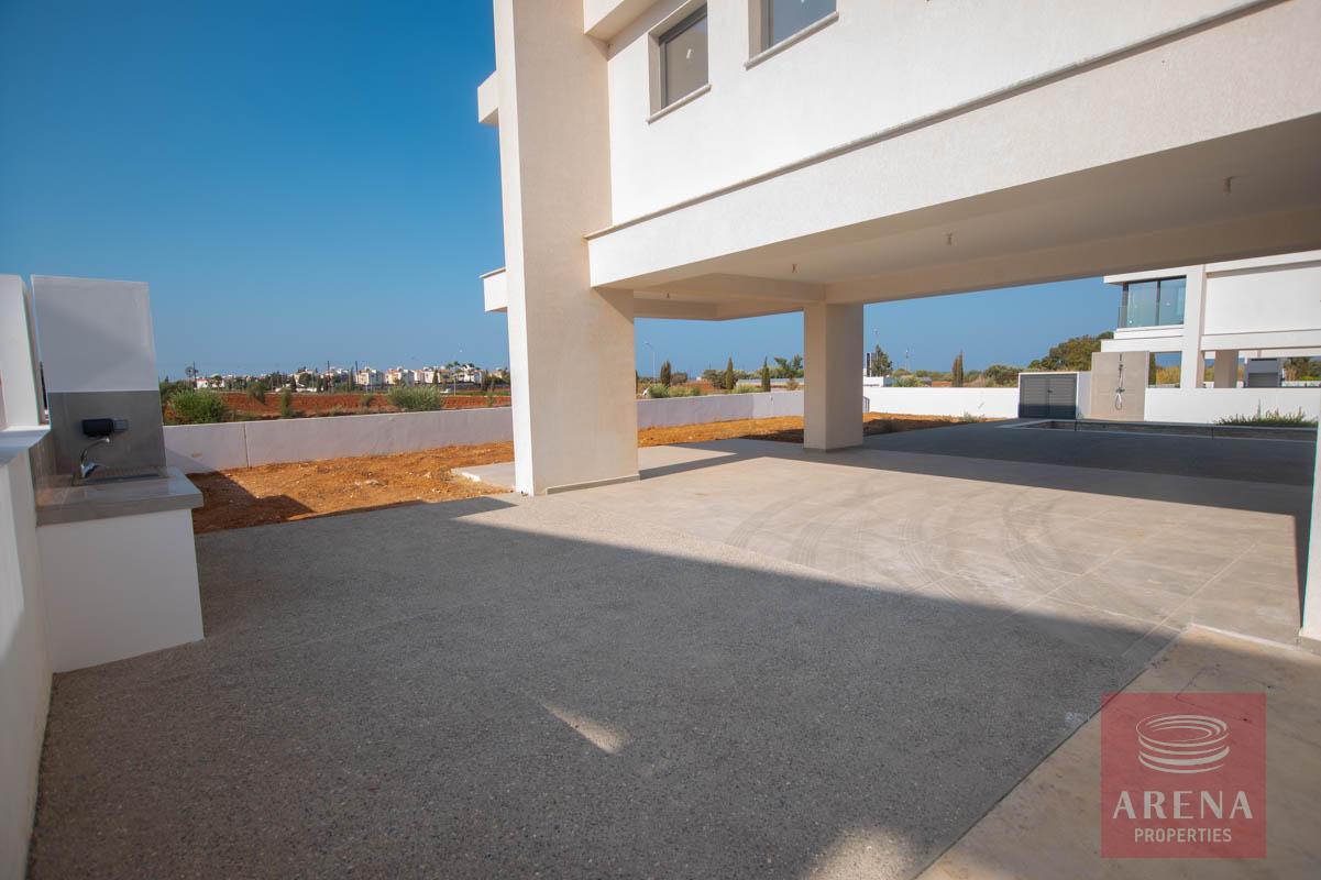 Brand New Villa in Pernera - outside area
