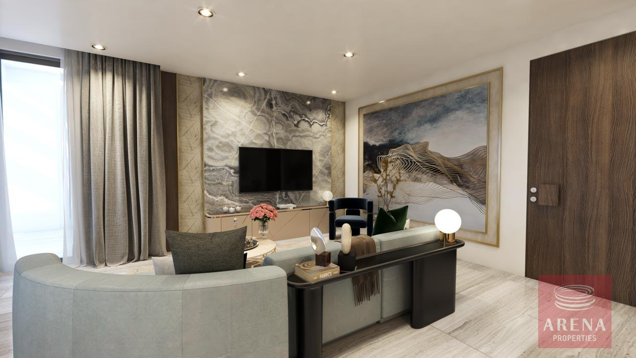 New Property in Ayia Triada - living area