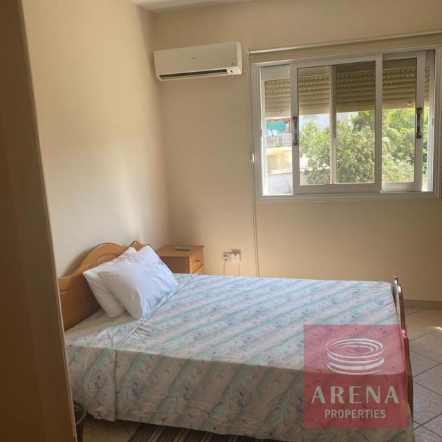 Apartment for rent in Derynia - bedroom