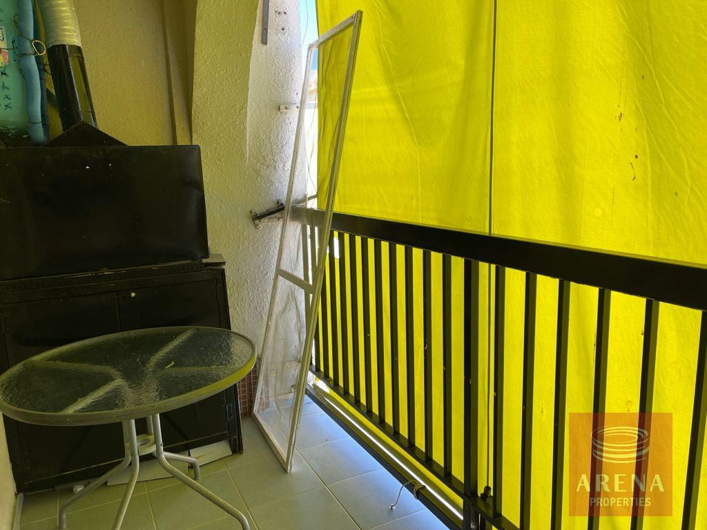 1 Bed Apartment in Kapparis - balcony