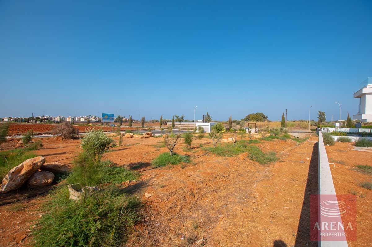 Brand New Villa in Pernera - views