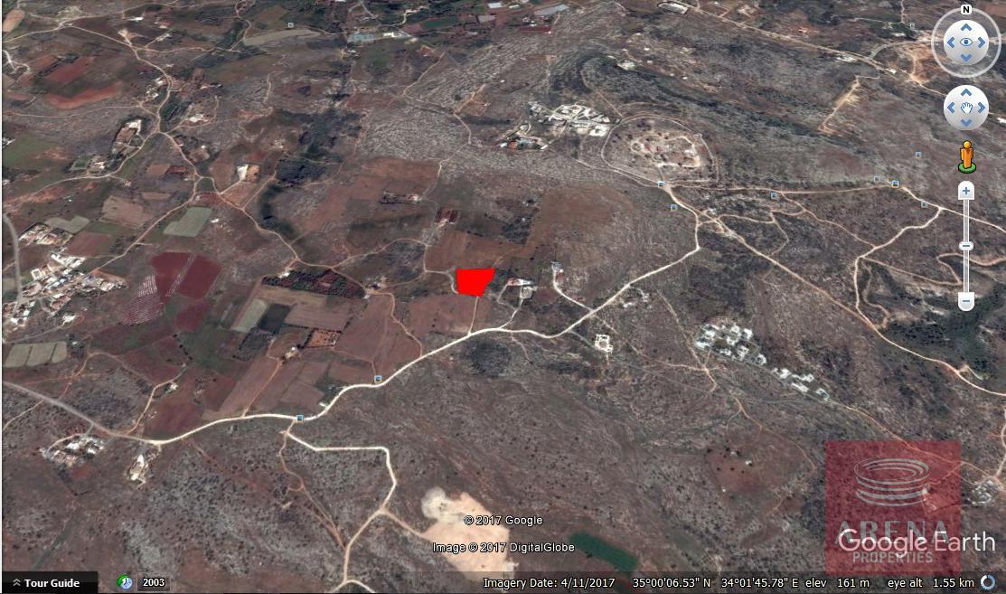 Land to Buy in Paralimni