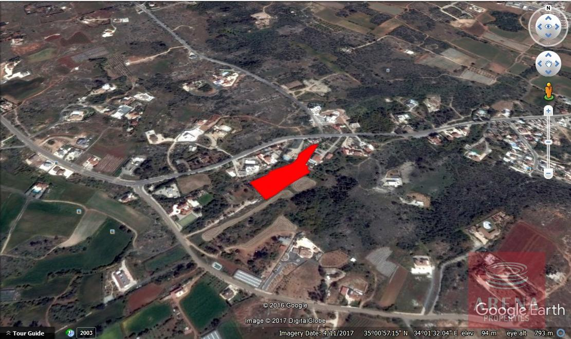 Land in Protaras for sale