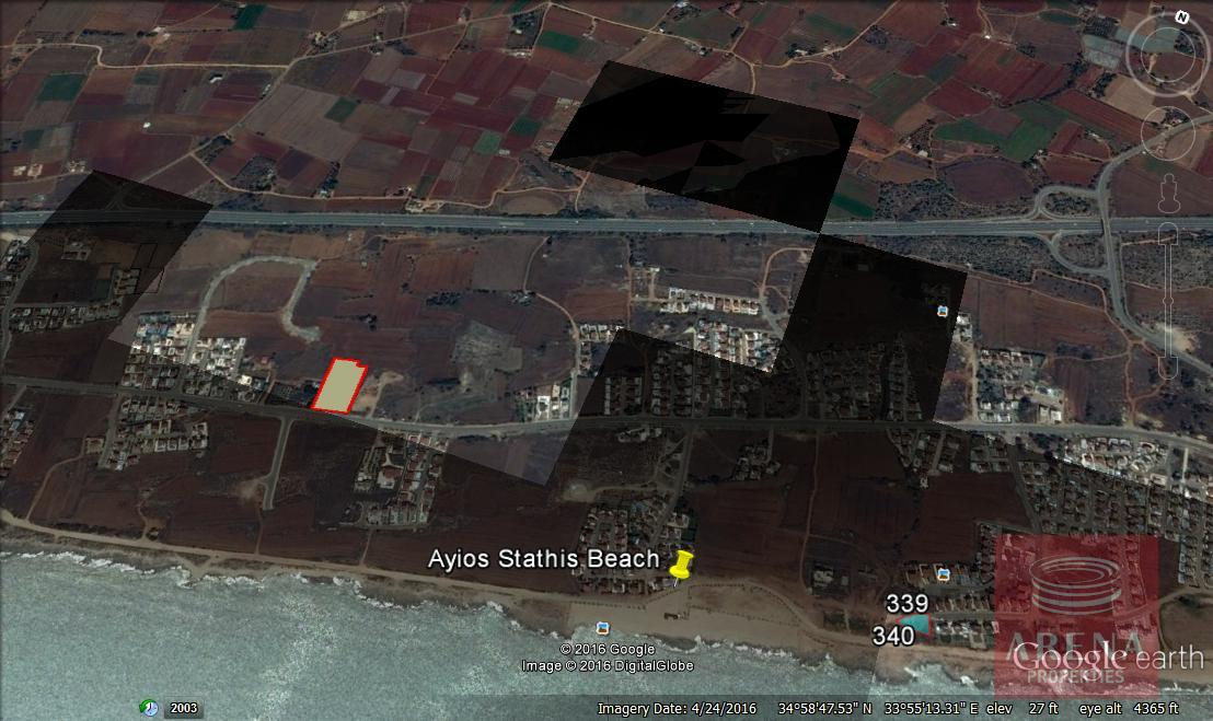 Land in Ayia Thekla for sale
