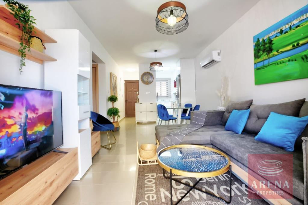 2 bed ground floor apartment in Kapparis for sale