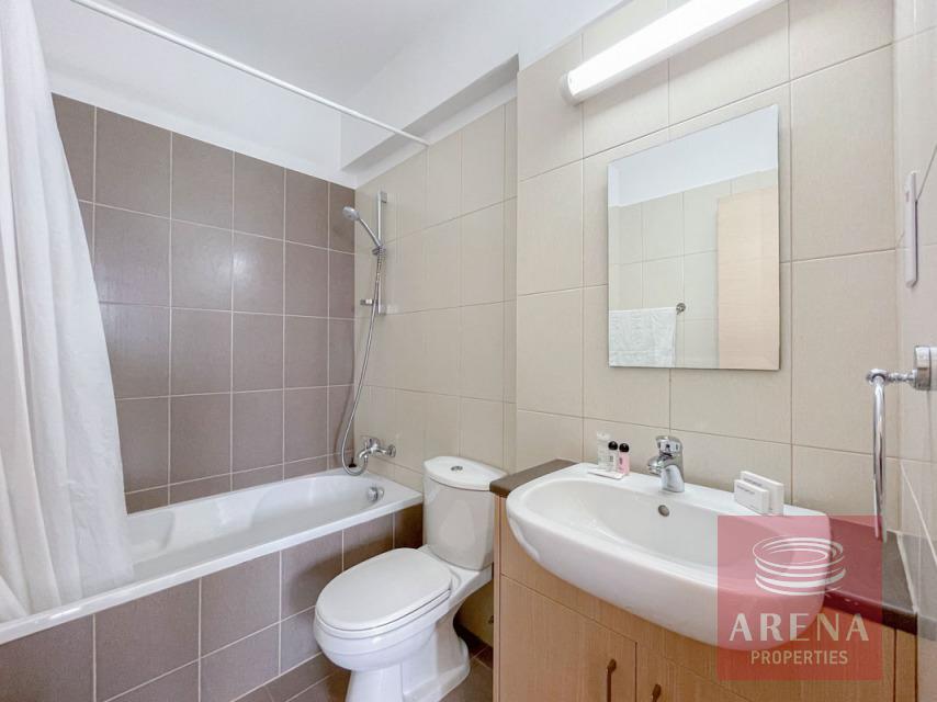 2nd Floor apt in Kapparis - baathroom