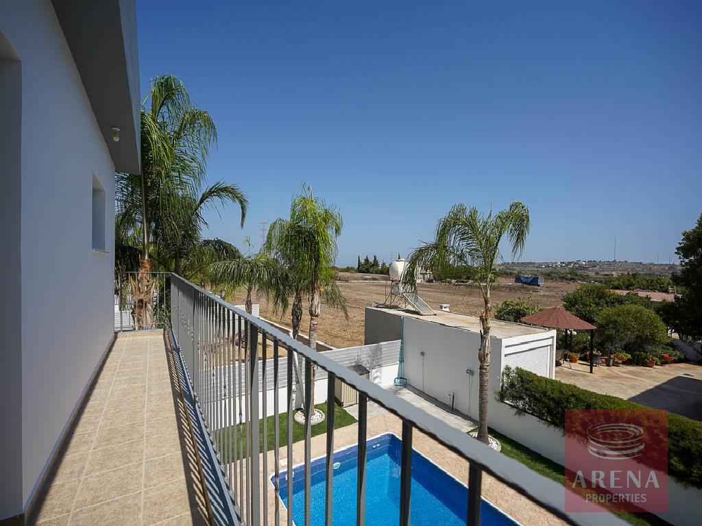 Villa in Ayia Napa - Kokkines - balcony