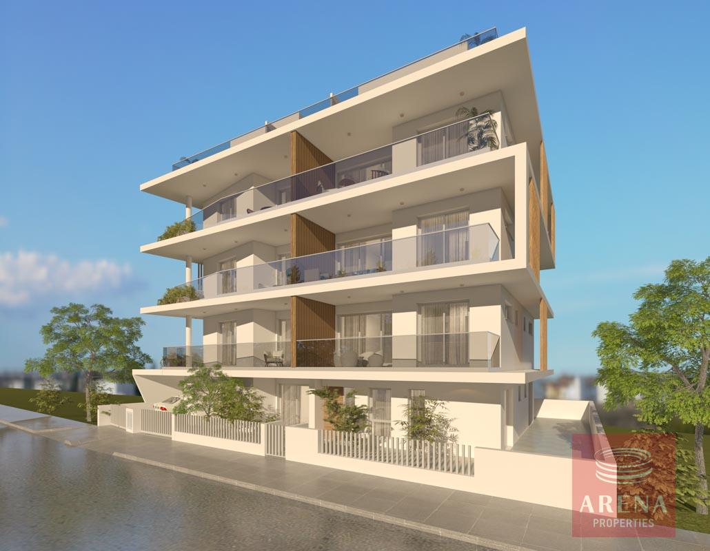 Apt in Kamares for sale