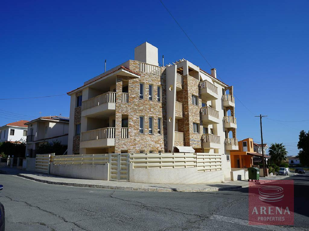 Incomplete apartment in Aradippou for sale
