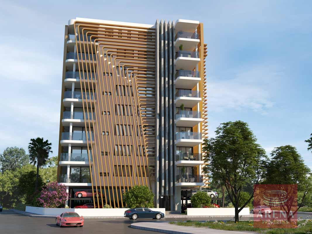 NEW 1 Bed Apt in Drosha for sale