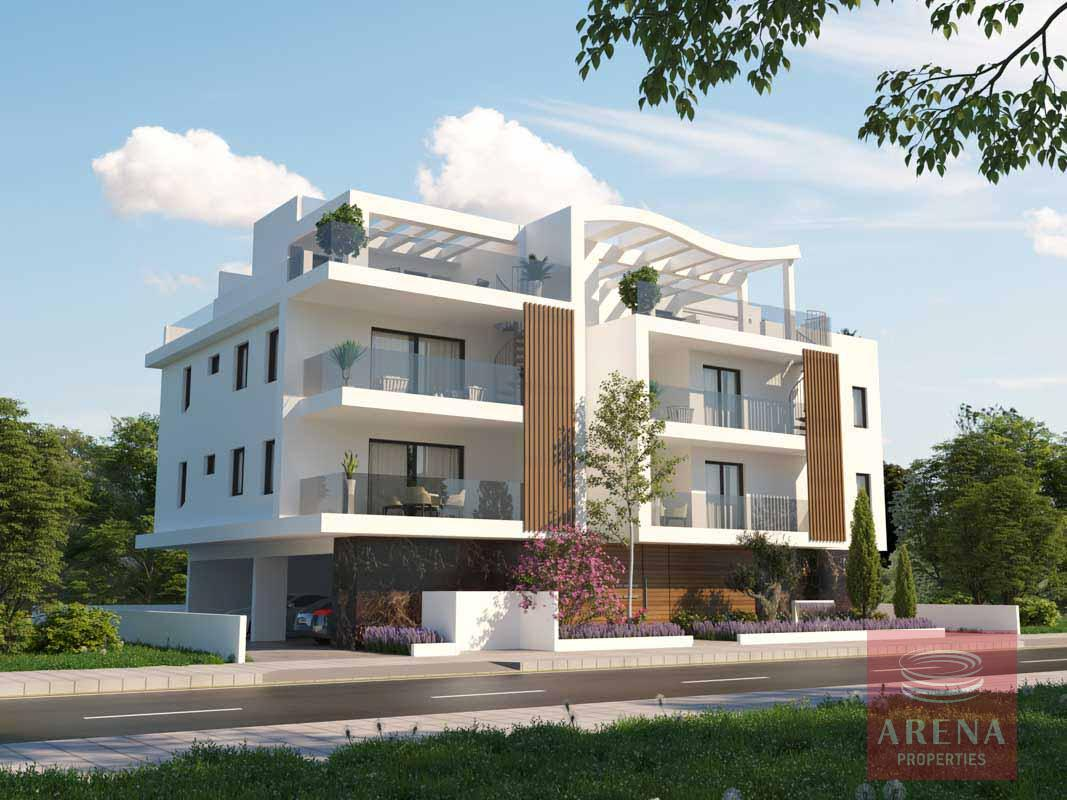 New Project in Livadia for sale