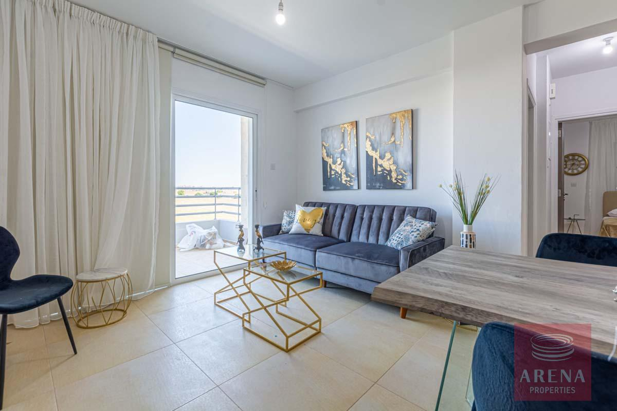 New 2 Bed Apt in Paralimni - living area
