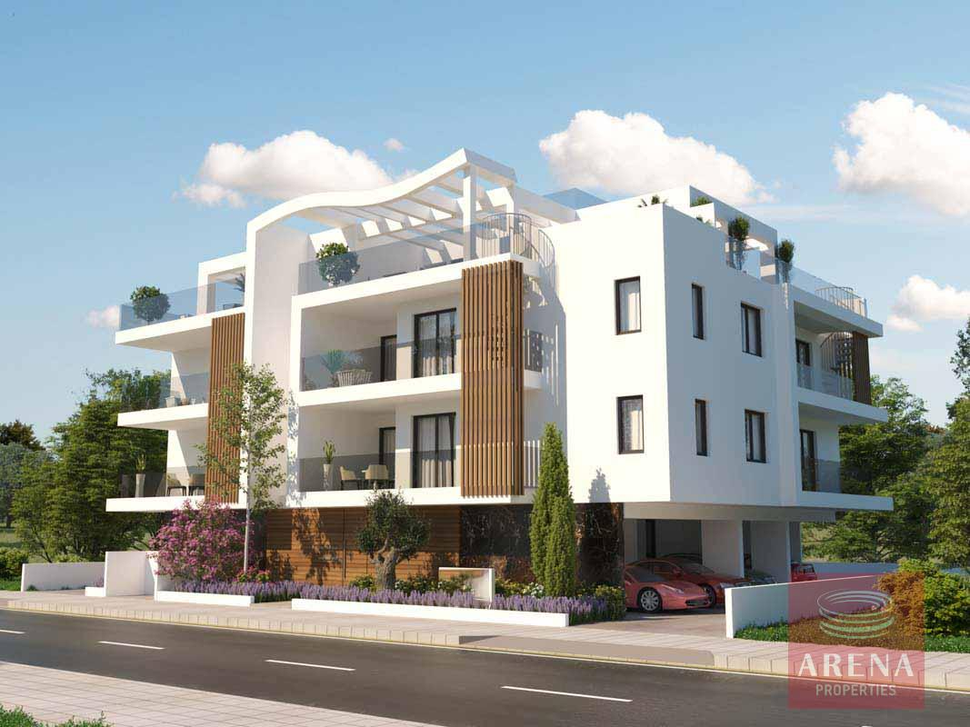 New Project in Livadia to buy