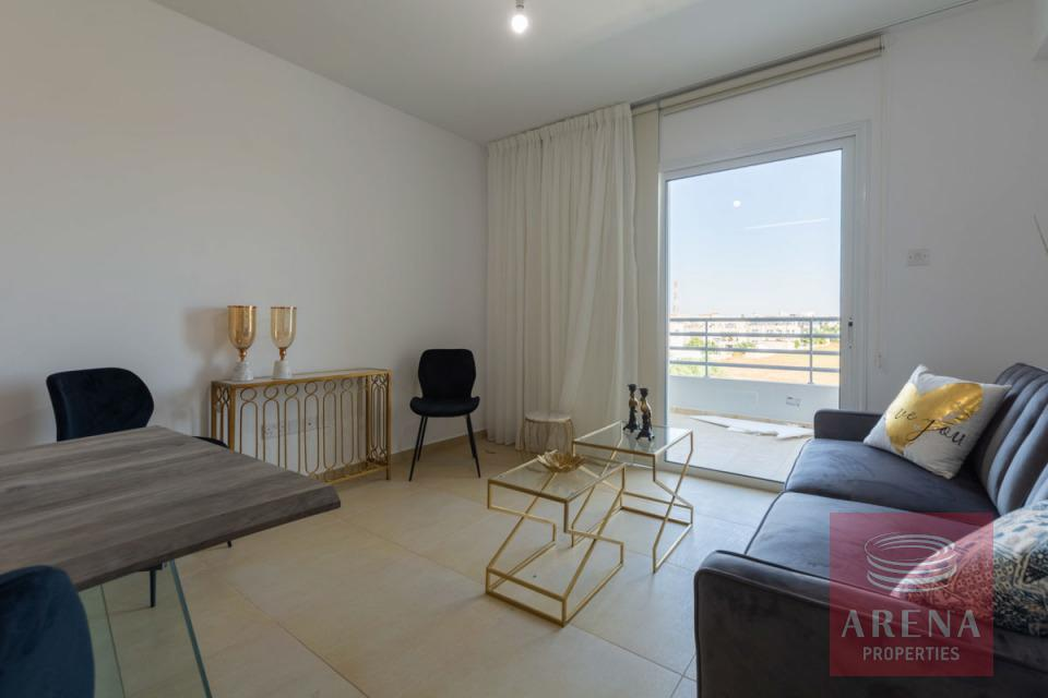 New 2 Bed Apt in Paralimni - sitting area