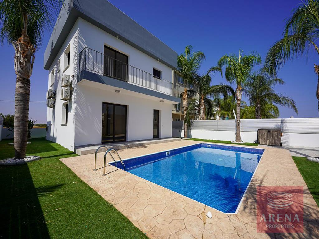 Villa in Ayia Napa - Kokkines - pool