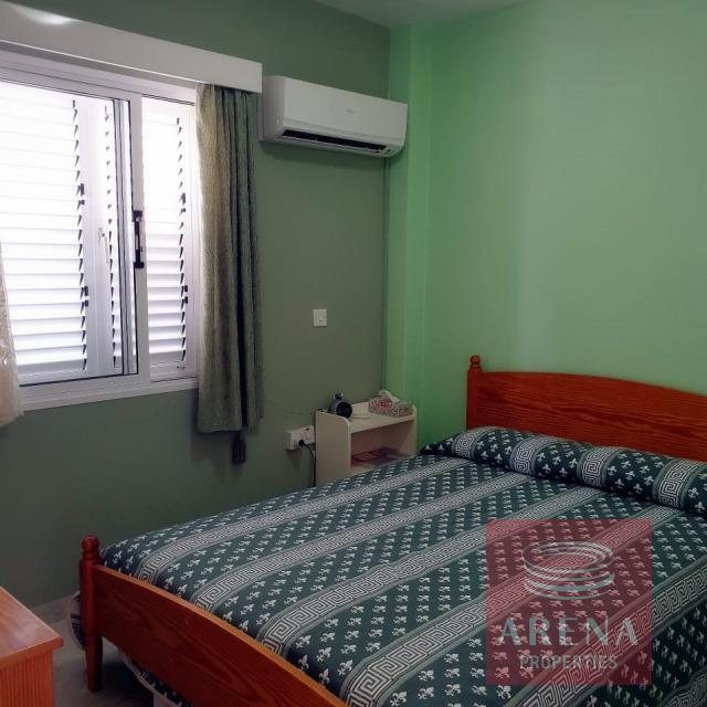 2 bed flat in Kapparis - bedroom