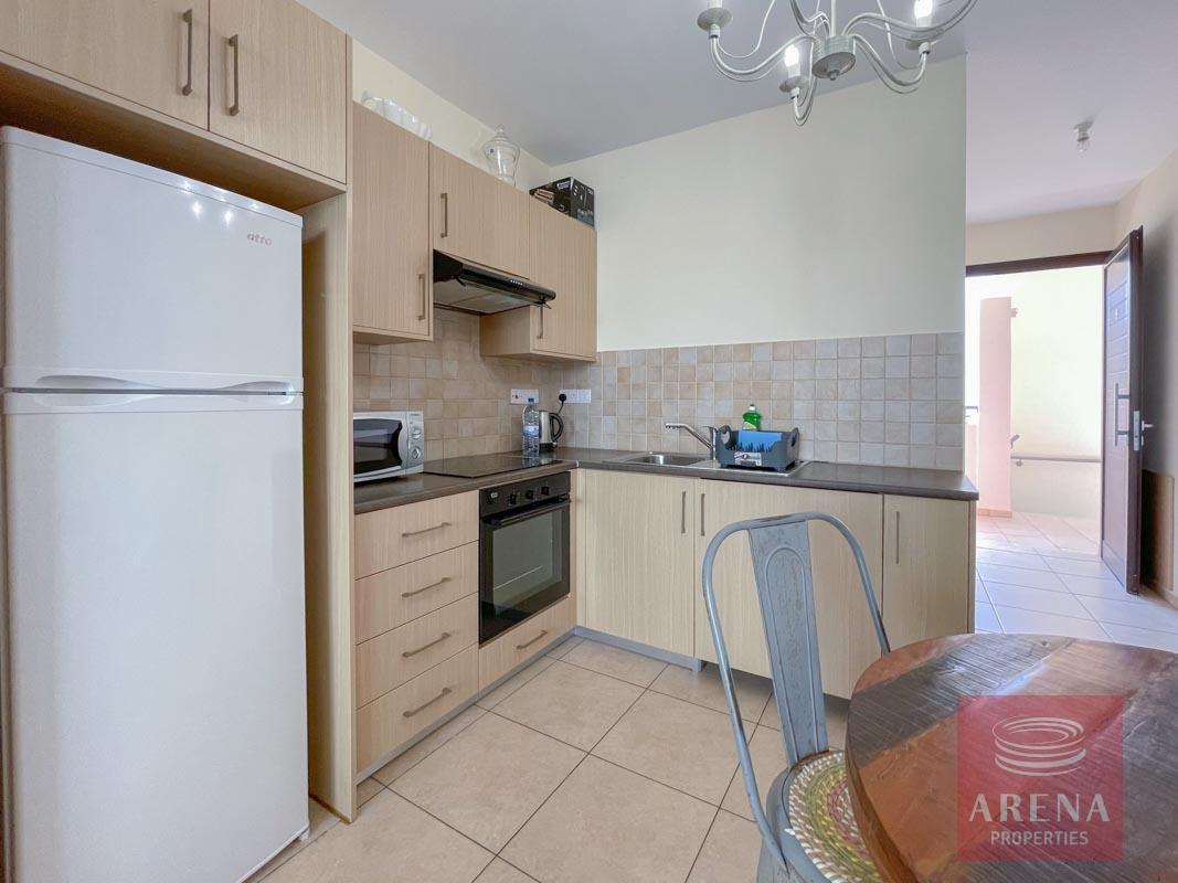 2nd Floor apt in Kapparis - kitchen