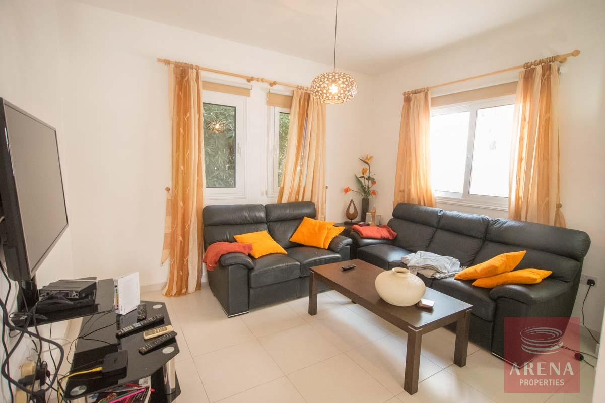 3 bed villa for sale in Kapparis - sitting area
