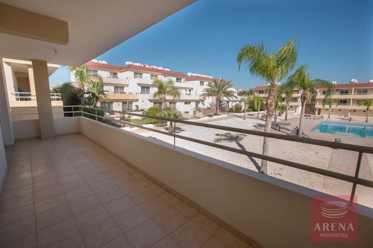 1 Bed Apartment for sale in Ayia Napa - balcony