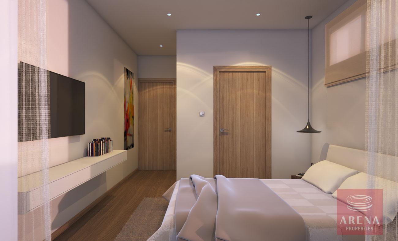 Apt in Kamares - bedroom
