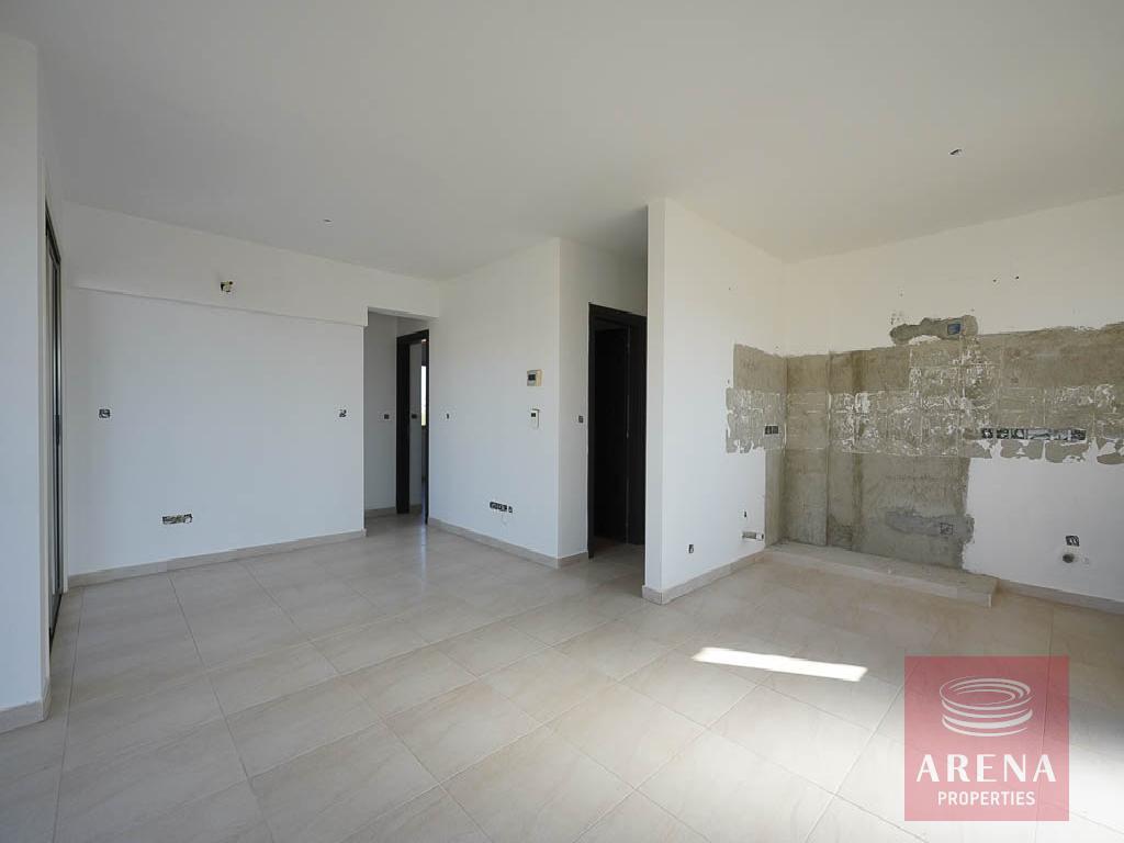 Incomplete apartment in Aradippou - kitchen